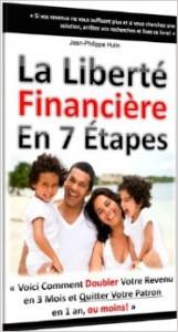 la liberté financière en 7 étapes