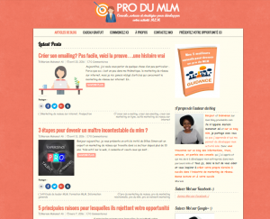 creer un blog mlm sur wordpress
